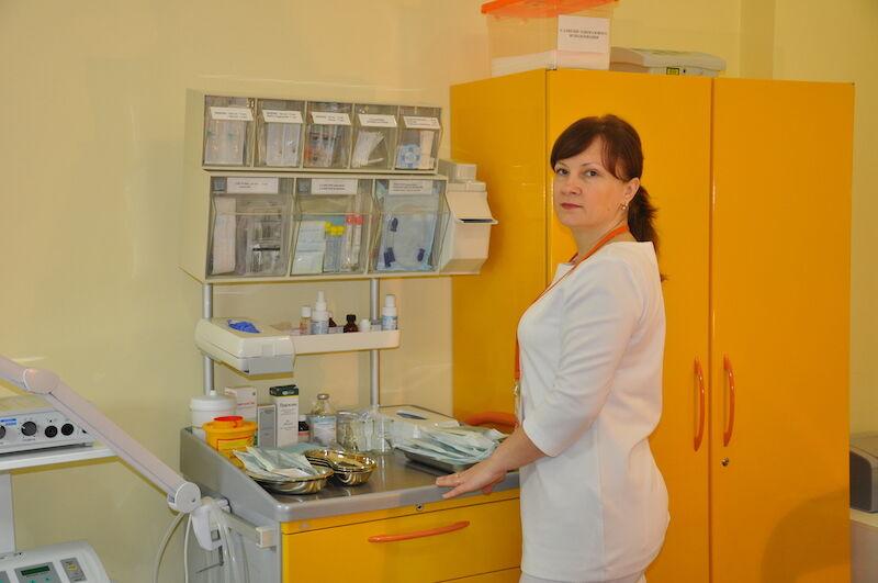 БЕРЕЖНАЯ Алла Николаевна | МЕДИЦИНСКАЯ СЕСТРА