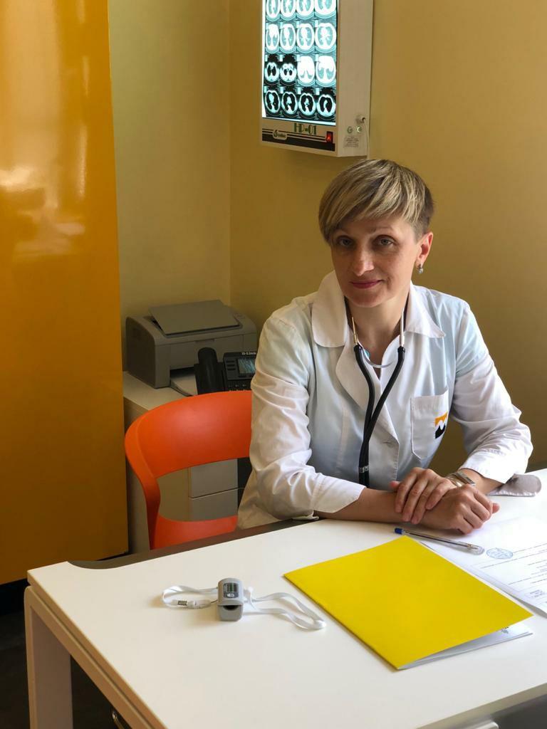 Немирова Ксения Андреевна | Врач-пульмонолог первой квалификационной категории, врач-терапевт