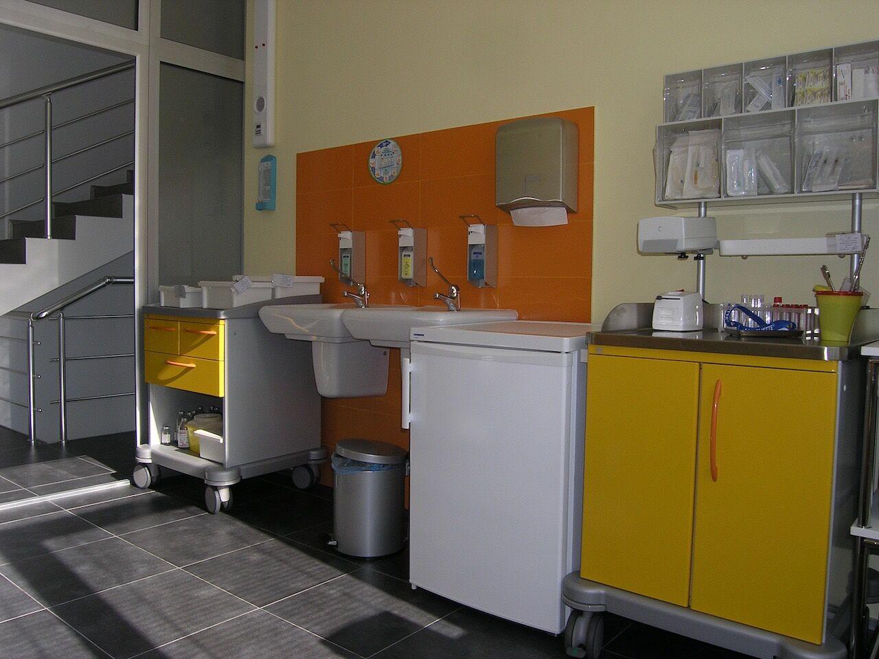 Процедурный кабинет | Медцентр МайяК в Ялте